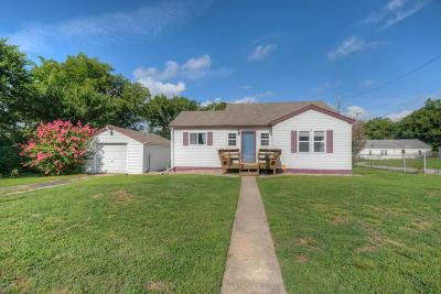 Jasper County Single Family Home For Sale: 602 S Saint Charles Avenue
