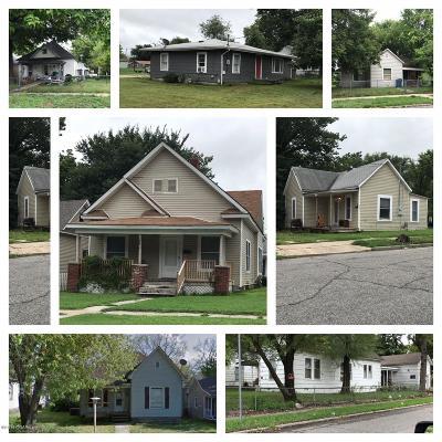 Joplin MO Single Family Home For Sale: $259,900