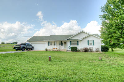 Carthage MO Single Family Home For Sale: $138,000