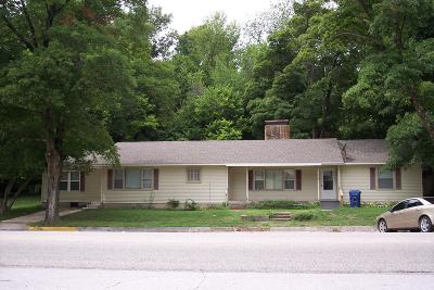 Newton County Multi Family Home For Sale: 920 A-B Cherokee Avenue