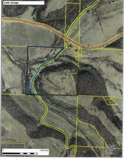 McDonald County Residential Lots & Land For Sale: Trent Road