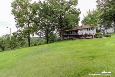 McDonald County Single Family Home For Sale: 1917 Blankenship Road