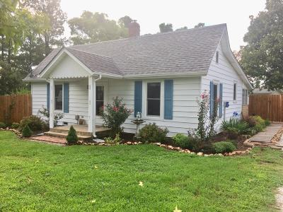 Newton County Single Family Home For Sale: 17578 Elwood Junction Road