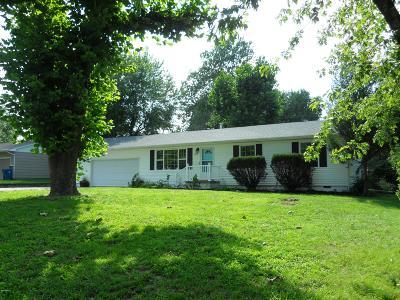 Jasper County Single Family Home Active With Contingencies: 1629 Skylark Drive