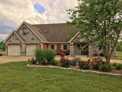 Jasper County Single Family Home For Sale: 1094 Sunrise Drive