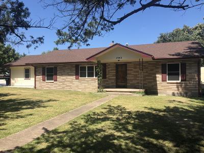 Newton County Single Family Home For Sale: 1342 Glenstone Drive