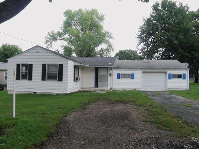 Jasper County Single Family Home For Sale: 1515 Miller Street