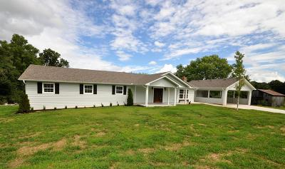 McDonald County Single Family Home For Sale: 4099 W State Hwy 76