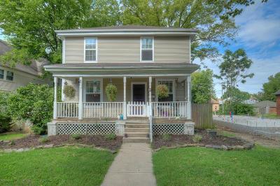 Jasper County Single Family Home For Sale: 510 N Byers Avenue