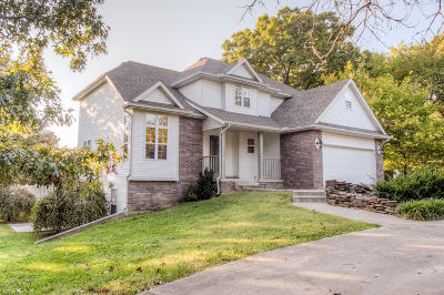 Jasper County Single Family Home Active With Contingencies: 102 Ridge Point Drive