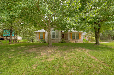 Jasper County Single Family Home For Sale: 110 Oak Street Circle