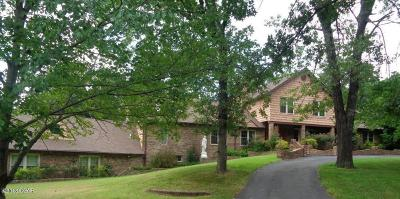 Newton County Single Family Home For Sale: 61 Horseshoe Drive