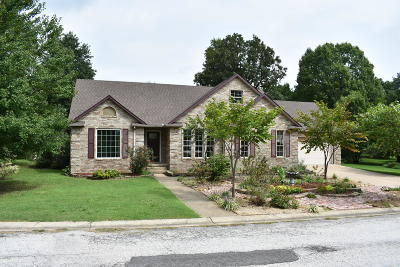 Jasper County Single Family Home Active With Contingencies: 712 E Briarbrook Lane