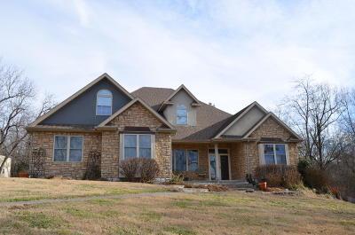 Neosho Single Family Home For Sale: 12900 Prospect Lane