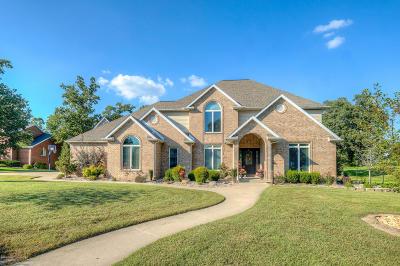 Jasper County Single Family Home For Sale: 125 N Windwood