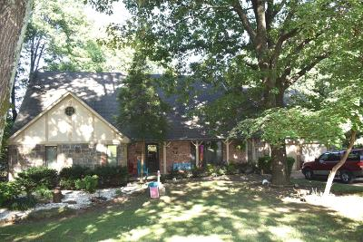 Newton County Single Family Home For Sale: 1229 Circle Drive