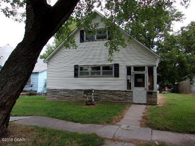 Joplin MO Single Family Home For Sale: $39,900