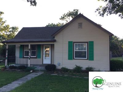 Newton County Single Family Home For Sale: 5628 W Highway 86