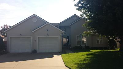 Jasper County Single Family Home For Sale: 2621 S Ozark Court Avenue