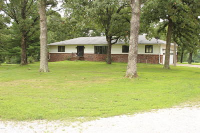 Jasper County Single Family Home For Sale: 4140 W 26th Street