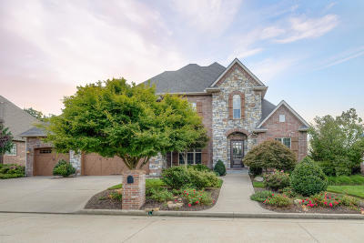 Jasper County Single Family Home For Sale: 2820 E Ridge View Drive