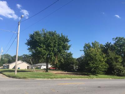 Barry County, Barton County, Dade County, Greene County, Jasper County, Lawrence County, McDonald County, Newton County, Stone County Residential Lots & Land For Sale: 1604 Central Street