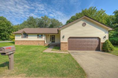 Jasper County Single Family Home For Sale: 2801 Central Street