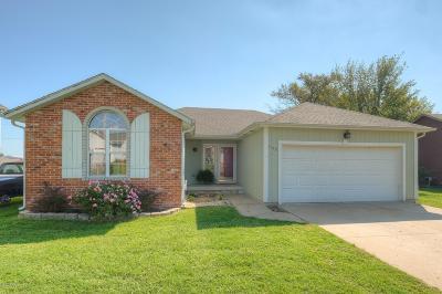 Jasper County Single Family Home For Sale: 1113 Wilson Street