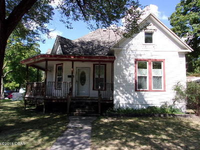 Joplin MO Single Family Home For Sale: $65,500