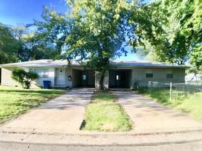 Joplin MO Multi Family Home For Sale: $89,500