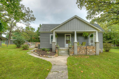 Joplin MO Single Family Home For Sale: $85,000