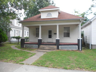 Joplin MO Single Family Home For Sale: $52,900