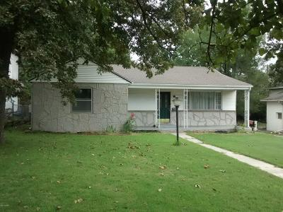Joplin MO Single Family Home For Sale: $87,500