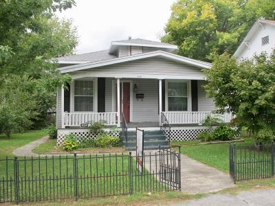 Joplin MO Single Family Home For Sale: $62,500