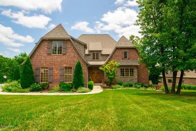 Newton County Single Family Home For Sale: 3839 Red Fox Run