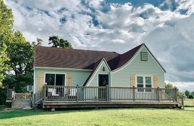 Newton County Single Family Home For Sale: 12791 Oak Road