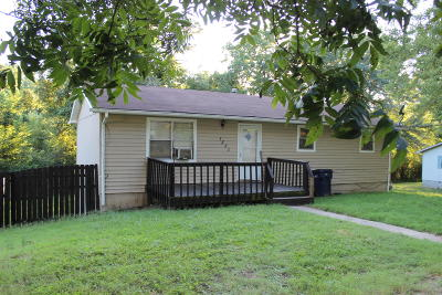 Newton County Single Family Home For Sale: 1531 Hilldale Drive