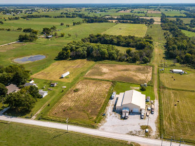 Newton County Farm & Ranch For Sale: 5769 Panda Road