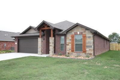 Newton County Single Family Home For Sale: 1204 E Par Circle