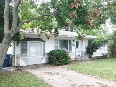 Joplin MO Single Family Home For Sale: $69,900
