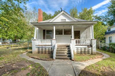 Jasper County Single Family Home For Sale: 619 N Byers Avenue