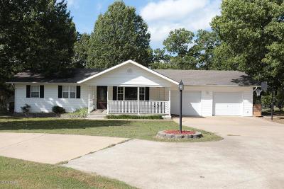 Jasper County Single Family Home For Sale: 138 Red Oak Loop