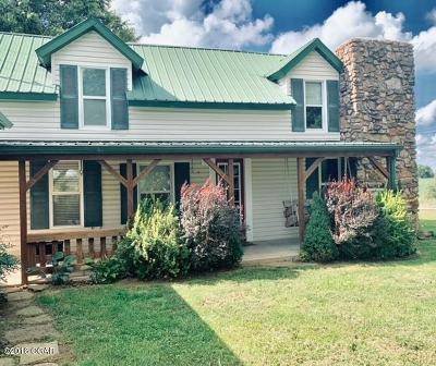 Fairview MO Single Family Home For Sale: $154,900