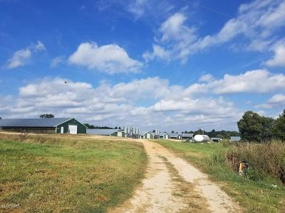 McDonald County Farm & Ranch For Sale: 369 Tiger Road