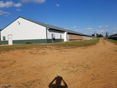 Newton County Farm & Ranch For Sale: 16012 Zebra Drive
