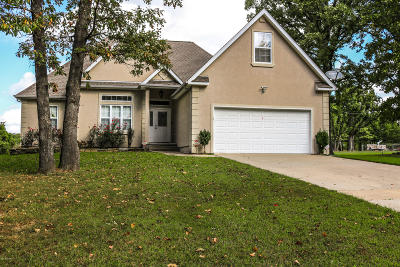 Newton County Single Family Home For Sale: 11596 Allison Drive