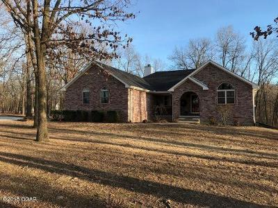 Jasper County Single Family Home For Sale: 13228 Dogwood Road