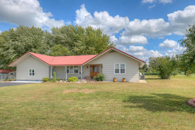 Jasper County Single Family Home For Sale: 6528 County Road 120