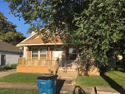 Jasper County Single Family Home For Sale: 605 S Gray
