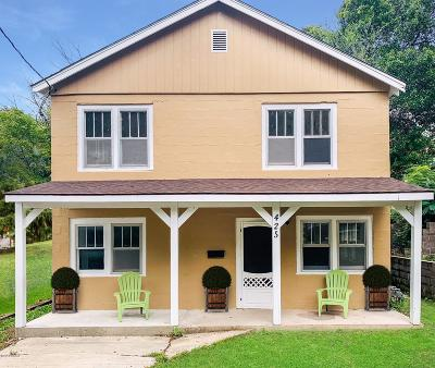 Newton County Single Family Home For Sale: 425 S Lincoln Street